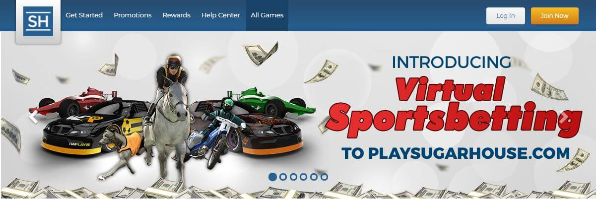 Sugarhouse Virtual Sportsbetting