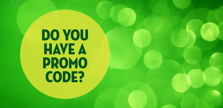 do you have promo code?