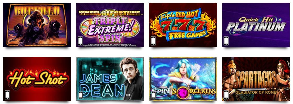 Caesars Casino Slot Games Offer