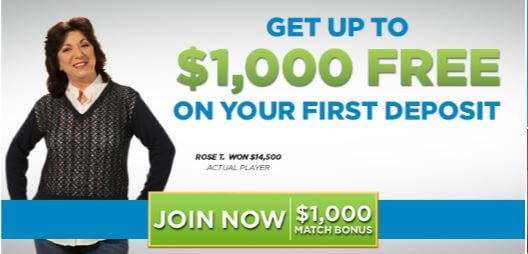 Resorts Casino First Deposit Bonus - Get up to $1000 on your first deposit - Terms and conditions apply - Clicking on this image will take you to the Resort Casino website
