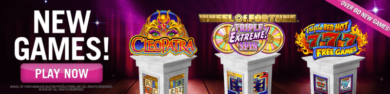 Harrah's Casino NJ New Games - Clicking on this button will take you to Harrah's website