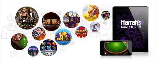 Harrah's Casino Android App